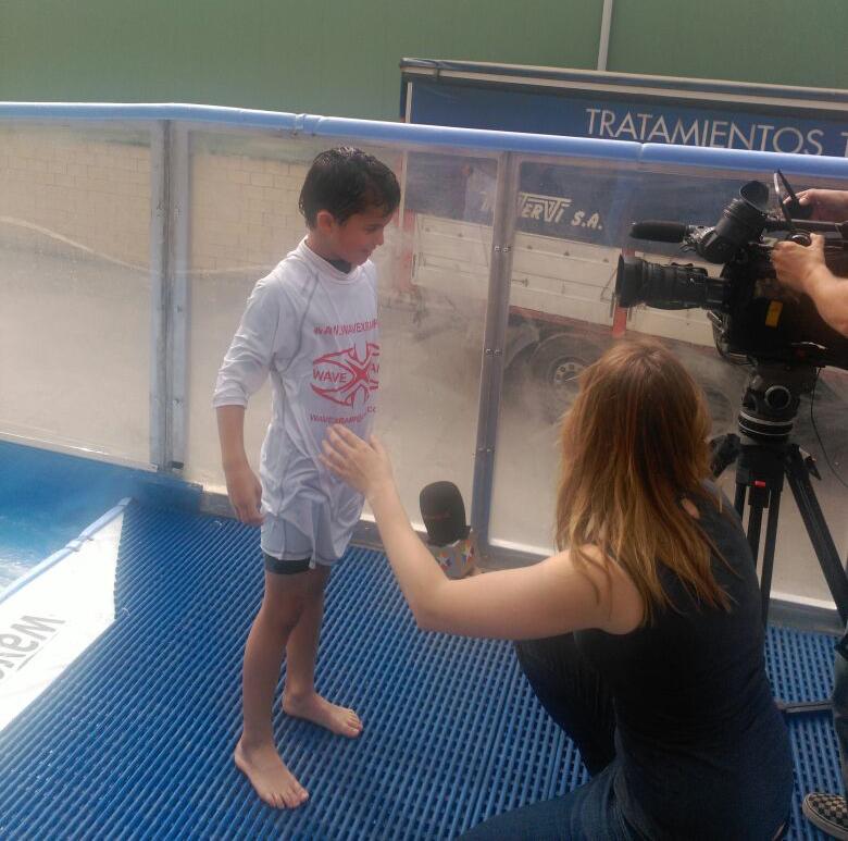 entrevista Telemadrid 2
